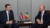 Letonia susţine în continuare parcursul european al Republicii Moldova. Discuţiile lui Filip cu Vējonis