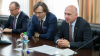 Filip la întrevederea cu delegaţia APCE: Alegerile prezidenţiale vor fi corecte şi transparente