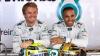Formula 1: Nico Rosberg şi Lewis Hamilton s-au întâlnit cu fanii din Malaezia