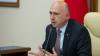 """Premierul Pavel Filip despre moţiunea de cenzură împotriva Guvernului: """"Este un show politic"""""""