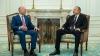 Premierul Filip s-a întâlnit cu preşedintele Azerbaidjanului. Despre ce au discutat oficialii