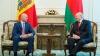 Perspectivele de dezvoltare a relaţiilor moldo-beloruse, discutate de Pavel Filip şi Preşedintele Belorusiei