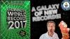 Guinness World Records 2017: Un om în flăcări şi o tânără femeie cu barbă (VIDEO)