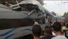 COLIZIUNE FRONTALĂ dintre două trenuri, în Algeria. Zeci de persoane au fost rănite (VIDEO)