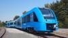 Trenurile alimentate cu hidrogen reduc poluarea şi scurtează durata călătoriilor pe traseele neelectrificate