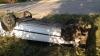 GRAV ACCIDENT la Ialoveni! O maşină, făcută ZOB (FOTO)