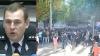 Poliţia a pornit un proces penal în cazul violenţelor din 27 august
