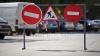 Trafic suspendat pe mai multe străzi. Continuă lucrările de reparaţie