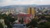 Un INCENDIU a izbucnit într-un cămin studențesc. Toți studenții, evacuați de urgenţă (VIDEO)