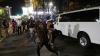 Stare de URGENŢĂ în Carolina de Nord: Sute de oameni protestează după ce a fost împuşcat un om de culoare