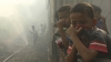 Accident imprevizibil la Jakarta. 15 oameni au fost răniţi, după prăbuşirea unei pasarele
