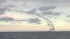 """Rusia și-a testat noile rachete """"Kalibr"""" în timpul exercițiilor militare desfăşurate în Marea Caspică"""