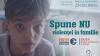 """Spune NU violenței împotriva copiilor. SPOT VIDEO al campaniei sociale """"Familii Ocrotite"""""""