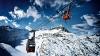 Echilibristică extremă în Alpii elveţieni. Un alpinist a mers pe o sârmă la o înălţime de 2.600 de metri