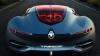 Renault Trezor, cea mai futuristică mașină la Salonul Auto de la Paris. E o adevărată bijuterie (FOTO)