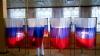 Ruşii aleg o nouă componență pentru Duma de Stat. Câţi cetăţeni au mers la vot până acum