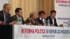 Reforma în politică, discutată la Leova: Localnicii doresc deblocarea fondurilor europene şi o justiţie corectă