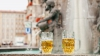 INEDIT! O fântână arteziană cu bere A FOST INAUGURATĂ în Slovenia (VIDEO)