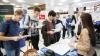 Târgul de Cariere: Cerinţele faţă de potenţialii angajaţi care au venit să-şi caute un job (FOTOREPORT)