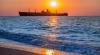 FENOMEN RAR, surprins astăzi la orizontul Mării Negre