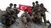 Armata turcă anunță că a preluat controlul în patru localități din nordul Siriei