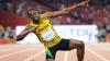 Usain Bolt, provocat la o cursă inedită de prezentatorul emisiunii The Late Late Show