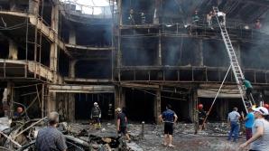 Atentat sinucigaş cu bombă la Bagdad: Cel puţin 9 morţi şi 20 răniţi