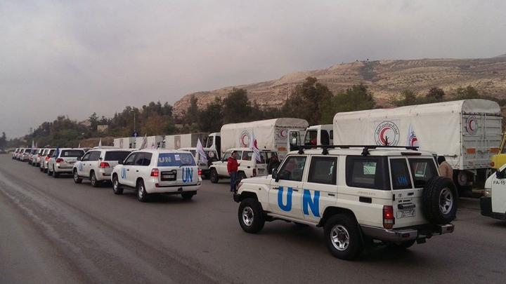 ONU și-a suspendat toate convoaiele cu ajutoare umanitare în Siria. Motivul este unul ŞOCANT