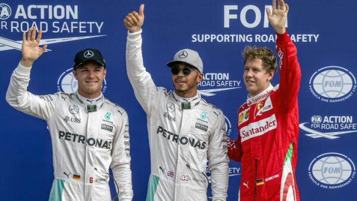 Germanul Nico Rosberg a câștigat Marele Premiu al Italiei de Formula 1