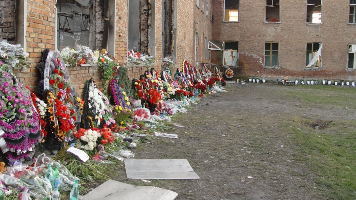 Mamele din Beslan, condamnate la muncă în folosul comunității pentru că au protestat
