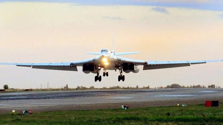 Bombardiere ruse, escortate de avioane de vânătoare britanice
