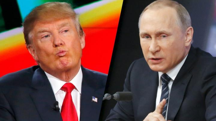 Declaraţii marca Donald Trump. Ce a spus candidatul republicat despre Vladimir Putin