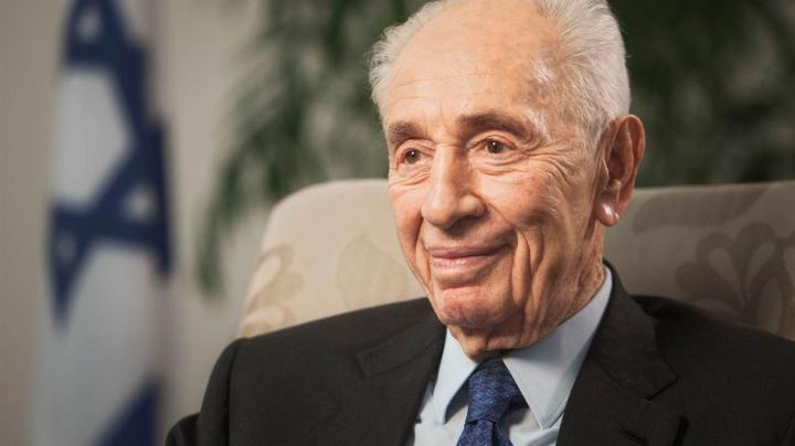 ULTIMA DORINŢĂ a fostului preşedinte israelian: A salvat viaţa mai multor oameni aflaţi în suferinţă