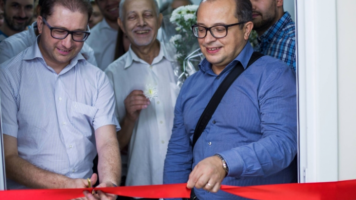 INEDIT! La Universitatea de Medicină a fost inaugurată o cantină cu bucate indiene (FOTO)
