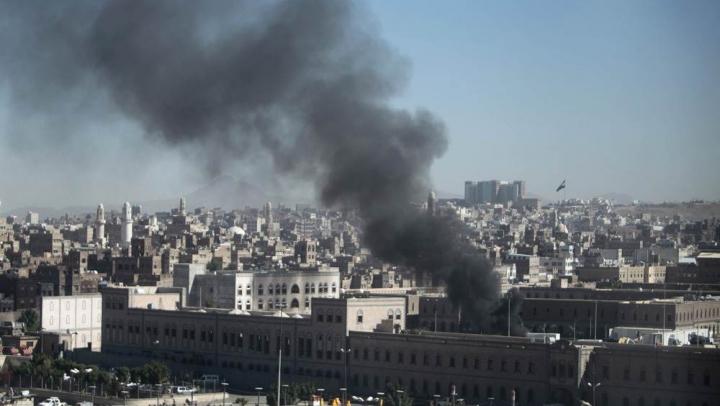 16 oameni au fost ucişi într-un raid aerian în Yemen