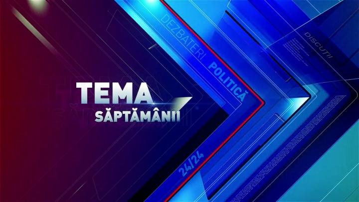 """Emisiunile """"Tema Zilei"""" şi """"Tema Săptămânii"""" REVIN la Canal 2"""