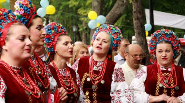 Unitate prin diversitate! 45 de organizaţii etnoculturale participă la sărbătoarea din centrul Capitalei
