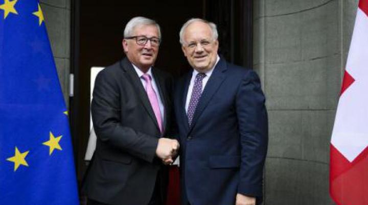Elveția și UE susțin că sunt mai aproape de un acord cu privire la imigranți