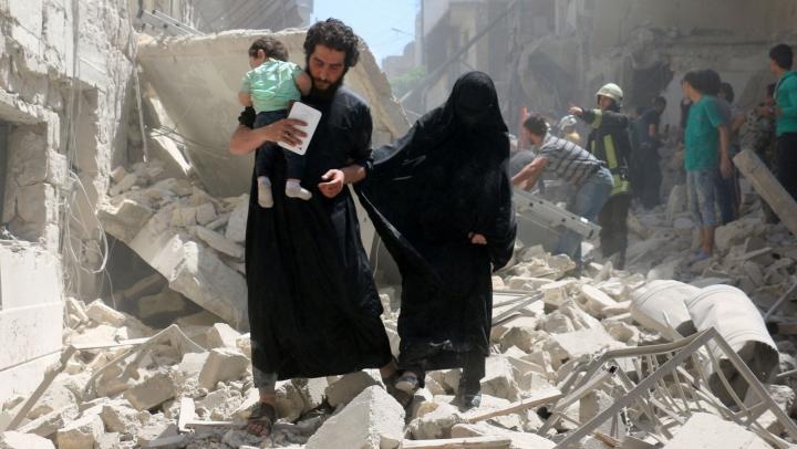 STATISTICĂ NEAGRĂ! Bilanţul victimelor din Siria a depăşit 300.000 de morţi