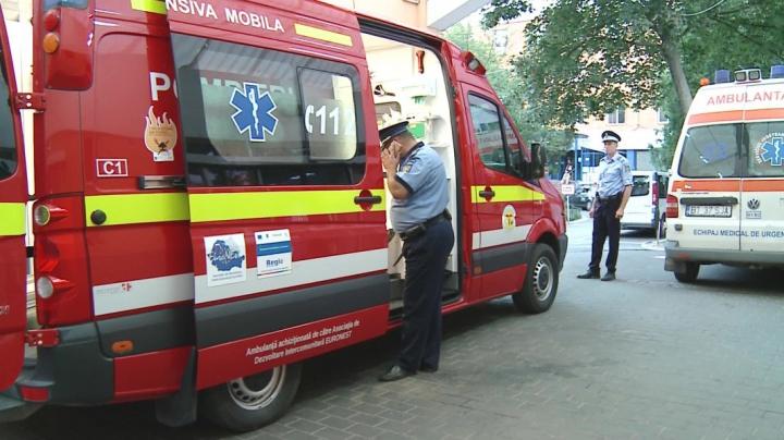 """Cinci elevi ai unei școli din România au ajuns la spital cu probleme respiratorii din cauza """"jocului morții"""""""