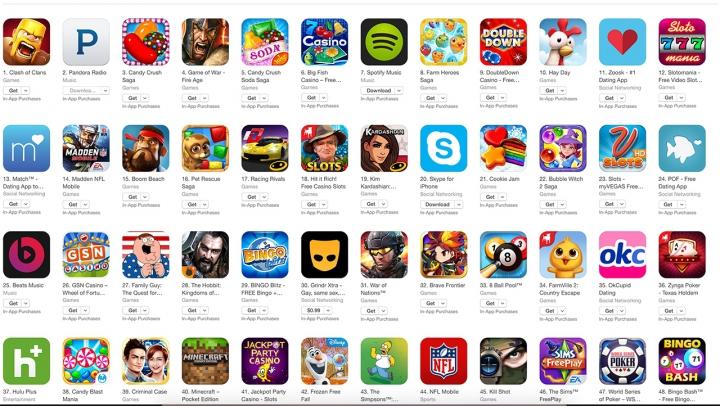 """""""Curăţenie generală"""" în AppStore! Ne luăm adio de la mai multe aplicaţii"""