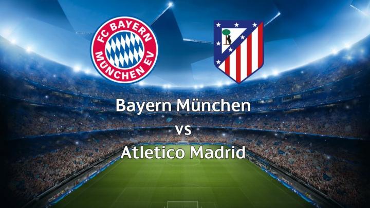 ŞOC! Bayern Munchen a fost învinsă de Atletico Madrid