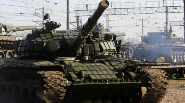 Rusia a lansat noi exerciții militare în apropierea Ucrainei și în Caucaz