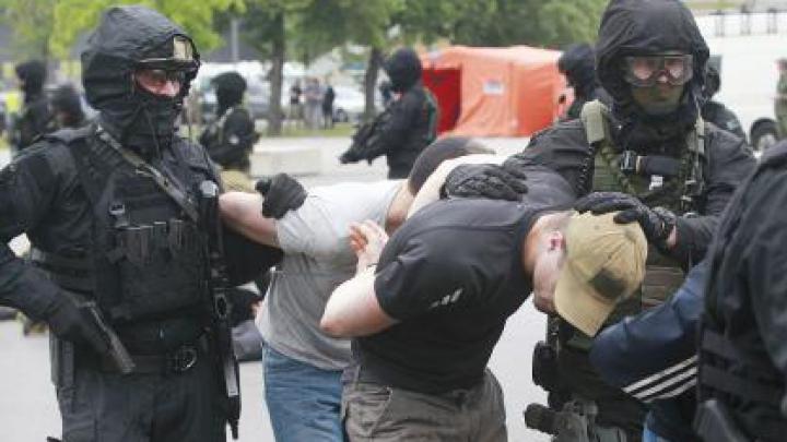 Autoritățile poloneze au arestat patru ceceni acuzați că strângeau fonduri pentru Statul Islamic