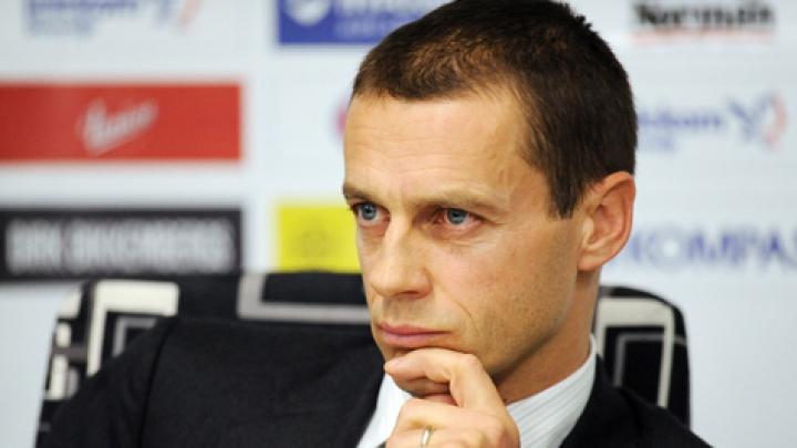 """Noul preşedinte al UEFA pregateşte o schimbare majoră in UCL: """"Cluburile de top nu vor mai fi favorizate"""""""