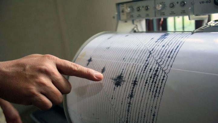 Peste 250 de cutremure s-au produs la graniţa din California şi Mexic pe 31 decembrie