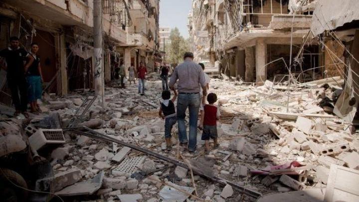 Uniunea Europeană promite un ajutor de peste două miliarde de euro pentru sirieni în 2019