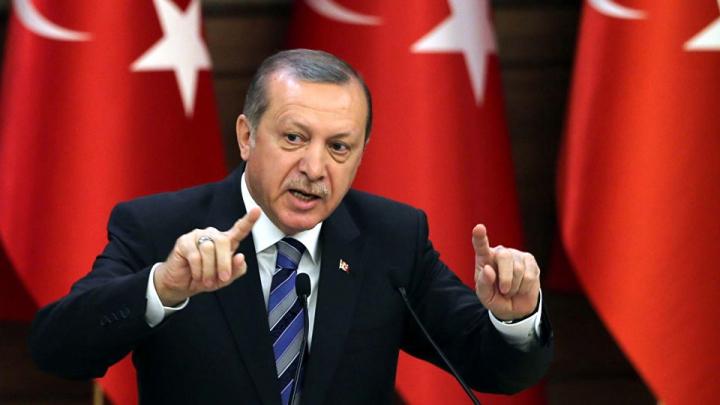 """DECLARAŢII SCANDALOASE! Recep Tayyip Erdogan: Germania a devenit """"un refugiu pentru teroriști"""""""