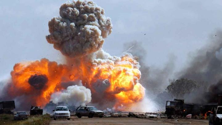 EXPLOZII ÎN LANŢ în Siria. Cel puţin 26 de morţi şi 45 de persoane rănite