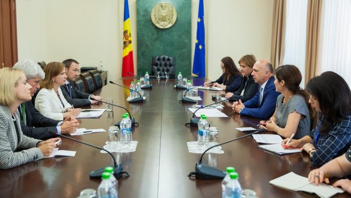 Pavel Filip: Parteneriatul cu Elveţia este unul foarte important pentru Republica Moldova